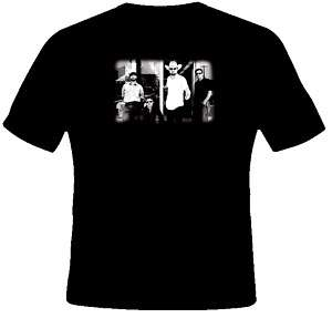 Cake Music Band Alt Indie Rock Group Cool Black T Shirt