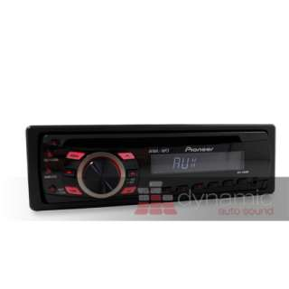 PIONEER DEH 1300MP CAR STEREO AUDIO MP3 / CD PLAYER RECEIVER DEH1300MP