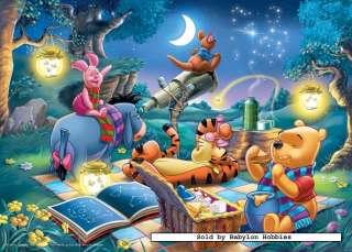 picture 1 of Ravensburger 1000 pieces jigsaw puzzle Disney   Winnie