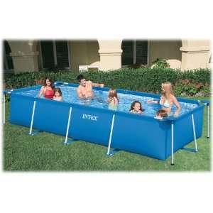 INTEX Family Pool Becken 450x220x84cm Schwimmbecken 58982