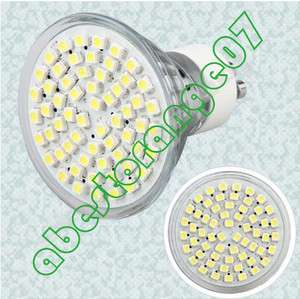 GU10 3528 SMD 60 LED Spot Light Bulb Lamp Spotlight New