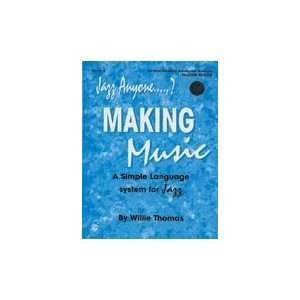 Alfred Publishing 00 EL9534CD Jazz Anyone  ?, Book 3