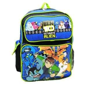 Ben 10 Alien Force School Large Backpack+ Lunch Bag Set