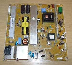 Samsung 51 PS51D450A2W Tv Pt   Power Supply Board BN44 00443B REV1.3
