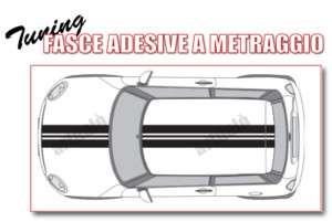 Tuning Adesivi FASCE Adesive AUTO STRIPES STRISCE M004