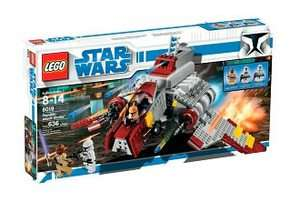 Lego Star Wars Republic Attack Shuttle 8019 0673419111829