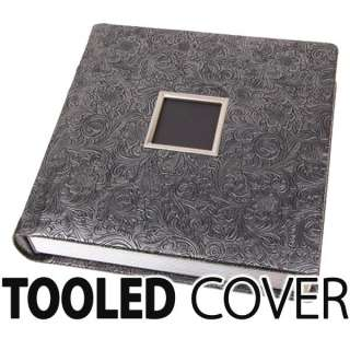 10x10 Professional wedding album SET (Black 10L, Silver edge)
