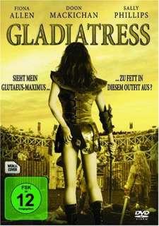 Gladiatress NEW PAL Cult DVD Fiona Allen Sally Phillips