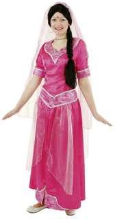 costume orientale donna dellIndia fucsia INDIANA