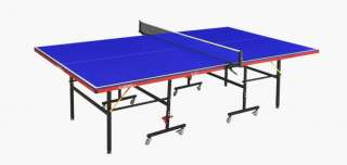 HIGH SPEC GIANT DRAGON INDOOR FOLDABLE TABLE TENNIS PING PONG TABLE