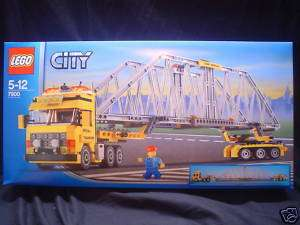 Lego City/Town #7900 Heavy Loader Semi Truck MISB New