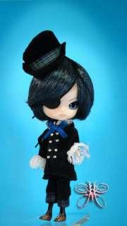 Black Butler Little Mini Dal Ciel Pullip Doll DD 528 Docolla