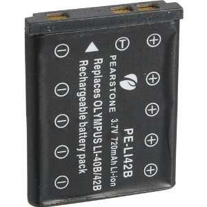 Pearstone LI 42B Lithium Ion Battery Pack (3.7V, 720mAh