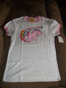 AWESOME RETRO NWT MY LITTLE PONY JUNIOR SHIRT