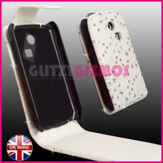 DIAMOND BLING CASE COVER FOR SAMSUNG CHAT CH@T335 S3350