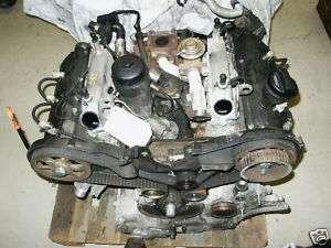 Motor AYM aus Audi A6 2.5 TDI 155 PS A4 Passat