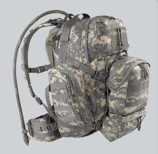 Gerber Hydration 22 11109 Grasp 150 Assault Pack Black at OutdoorPros