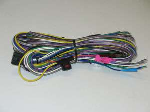 Kenwood KVT 717DVD,KVT 727DVD,KVT 747DVD Power Cable