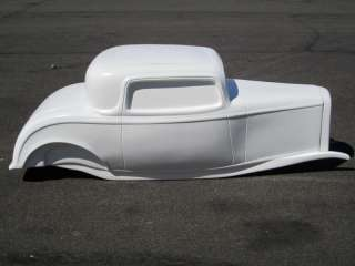 1932 Ford Coupe custom pool table light fiberglass body rat rod street