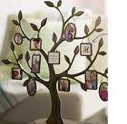 2011 Hallmark Family Tree FTF1001 Ornament Display Tree
