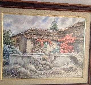 Obra pintor Canario Orestes Anatolio (11880660)    anuncios