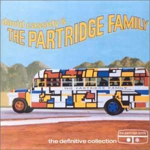 Definitive Collection Partridge Family, David Cassidy Music