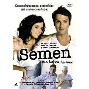 Story ( Semen, Semen   A Love Story, una historia de amor Semen