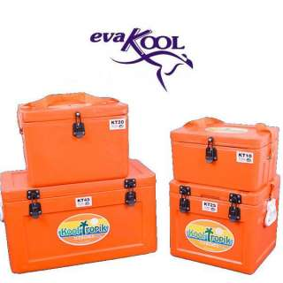 EvaKool Icebox KT 25 Litre Ice box Esky Cooler Camping