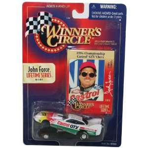 John Force Diecast Castrol GTX Championship 1/64 1994