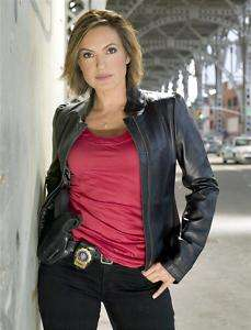 MARISKA HARGITAY**8X10 COLOR PHOTO**AS OLIVIA BENSON*