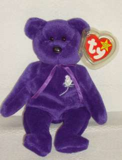 TY BEANIE BABY PRINCESS DIANA PE CHINA 1997 008421043002