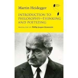 Martin Heidegger, Phillip Jacques BraunsteinsIntroduction