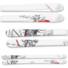 Salomon Teneighty Thruster Skis   06 Closeout  OUTLET