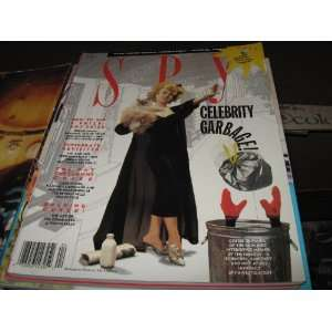Spy Magazine (pernadette peters , Celebrity Garbage ! . Perelman Dream