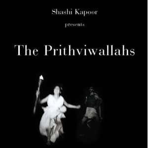 The Prithiwallahs (9788174363480) Shashi Kapoor, Deepa Gahlot Books