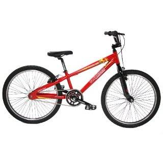 Tony Hawk The Nuke Boys 24 Inch BMX Bike (Red)