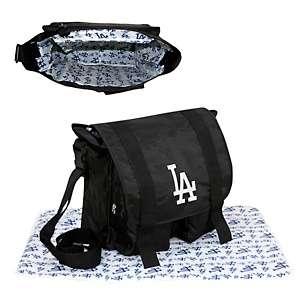 MLB Sitter Diaper Bag   Los Angeles Dodgers