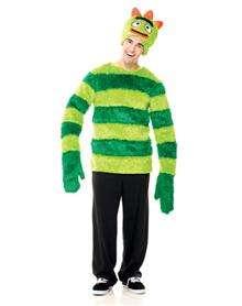 Yo Gabba Gabba Brobee Adult Mens Costume