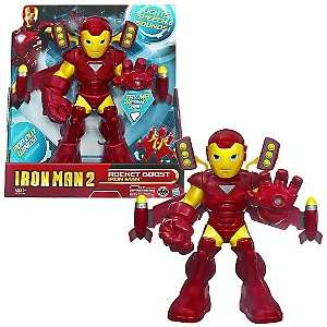 Iron Man Movie Rocket Boost Figure
