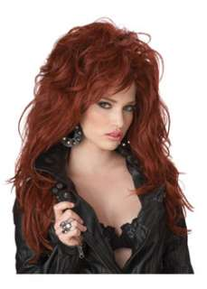 Jailbait Wig  Cheap Rocker Wigs Halloween Costume for Hats, Wigs