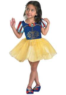 Toddler Snow White Ballerina Costume   Snow White and the Seven Dwarfs