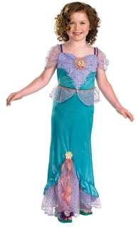 Girls Little Mermaid Ariel Costume   Disneys The Little Mermaid