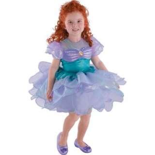 Disney The Little Mermaid Ariel Ballerina Toddler / Child Costume