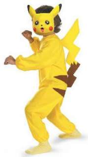 Pokemon Pikachu Child Costume Costume Includes Jumpsuit with