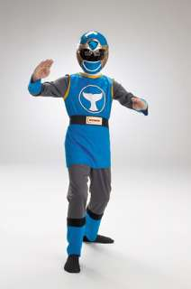 Power Ranger Blue (Kids Costume)