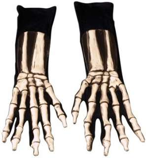 Gloves Skeleton (Accessories)