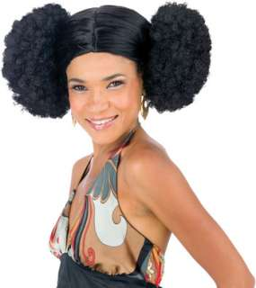 Afro Poof Wig (Masks, Hats & Wigs)