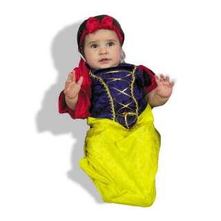 Snow White Bunting Newborn Costume     1617959
