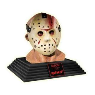 Deluxe Jason Voorhees Bust Prop   Friday the 13th Props   15RU68050
