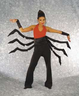 Adult Black Widow Man Eater Costume   3D Spider Costumes   15MR157006